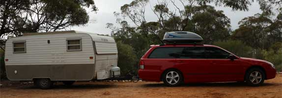 Trailer and Caravan Towing
